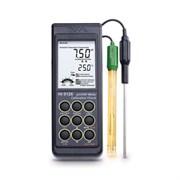 Измеритель рН/ORP/мВ/°С/ с автокалибровкой и АТС, рН-электродом HI1230B и функцией Cal. Check HI 9126