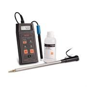 Портативный кондуктометр с набором для измерения активности почвы HI 993310
