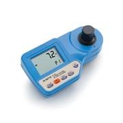 Колориметр на рН и хлор, своб..хлор 0.00-2.50 мг/л, общий хлор 0.00-3.5 мг/л, рН 5.9-8.0 c HI 96710C