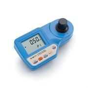 Колориметр на свободный/общий хлор (0.00-3.50/5.0 мг/л) в комплекте со стандартами, кейс HI 96711C