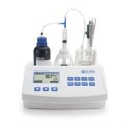 Мини титратор для измерения формольного числа и рН в вине и фруктовых соках HI 84533-02