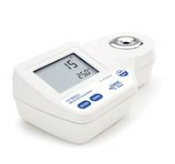 Цифровой рефрактометр для анализа сахара (° Бомё) в вине, сусле и соке HI 96812