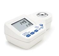 Цифровой рефрактометр для измерений хлорида натрия в пищевых продуктах HI 96821