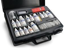 Тест-набор для котельных; щелочность, хлориды, жесткость, pH, фосфат, сульфит HI 3827
