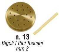 Форма SIRMAN для CONCERTO 5 №13 биголи 3 мм