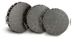 Комплект формовочных пластин DAUB 3шт с 95 03017 X XX SP