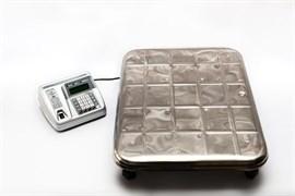 Электронные товарные весы с увеличенной платформой ВЭУ-60С-20-Д-У