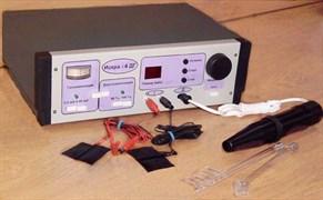 Искра-4АМДГ аппарат для дарсонвализации и гальванизации