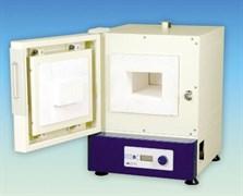 Печь муфельная, электронный терморегулятор, +1200°С, 14л