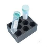 Блок для центрифужных пробирок BLC008 8 х 50 мл конические