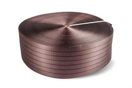Лента текстильная 180 мм 21000 кг (коричневый)