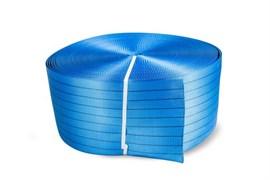 Лента текстильная 240 мм 28000 кг (синий)