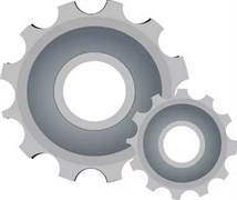 Мотор-редуктор для опорной балки 1т