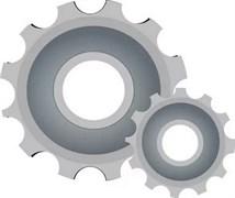 Мотор-редуктор для опорной балки 2т