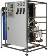 Установка получения воды аналитического качества УПВА (апирогенная вода II типа)  УПВА-15