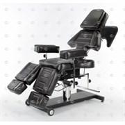 CE-13 (КО-214) ЭЙФОРИЯ  ТАТУ кресло  механическое с возможностью поворота c подставкой в комплекте