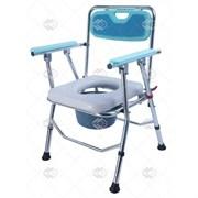 Кресло-стул с санитарным оснащением КССО (370.33)