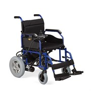 """Кресло-коляска для инвалидов FS111A """"Armed"""" - литые задние колеса, литые передние"""