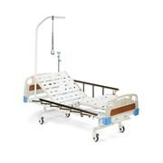 Кровать функциональная механическая RS105-B с принадлежностями