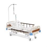 Кровать функциональная механическая RS106-B с принадлежностями