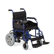 "Кресло-коляска для инвалидов FS111A ""Armed"" - пневмо задние колеса, литые передние"