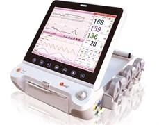 Монитор матери и плода SRF618K9 (Wirless), пр-во Sunray (Китай) с беспроводными и проводными датчиками, с возможностью мониторинга двойни и мониторингом 2-х беременных женщин одновоременно