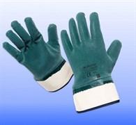 Перчатки МУЛЬТИКРОН с полным вспененным нитриловым покрытием крага