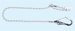 Строп капроновый LB 100, регулируемый по длине, с карабинами 002 022 серии ВЕРШИНА®