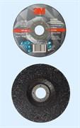 Круг зачистной 3M™ Silver T27 125мм х7.0мм х 22,23мм - 22мм (51748)
