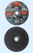 Круг зачистной 3M™ Silver Т27 180мм х 7мм х 22,23 мм (51750)