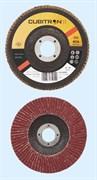 Круг лепестковый торцевой конический Cubitron II 967A P60 125мм (65055)