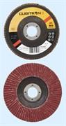Круг лепестковый торцевой конический Cubitron II 967A P40 125мм (65054)
