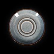 Блюдце «Corone Celeste» 145 мм синий