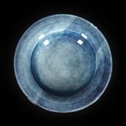 Тарелка для пасты «Corone Celeste» 268 мм синий