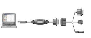 EM-17 Кабель удлинитель 5 м