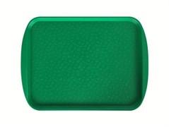 Поднос столовый 415х305 мм с ручками светло-зеленый