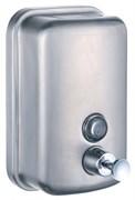 Дозатор для мыла из нержавеющей стали Ksitex SD 1618-500 M