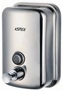 Дозатор для мыла из нержавеющей стали Ksitex SD 2628-500М