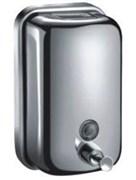 Дозатор для мыла из нержавеющей стали Ksitex SD 1618-500