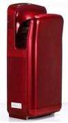 Красная электрическая сушилка для рук Ksitex M-6666R JET