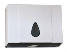 Пластиковый диспенсер бумаги  Z-сложения Ksitex ТН-8025A