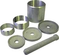 Комплект колец  для отбора грунта ПГ-100