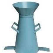 Конус для определения подвижности бетона (комплект) КА