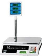 Весы торговые со стойкой ВР 4900-30-5СДБ-05
