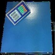 Весы товарные беспроводные ВЭТ-100-1С-Р