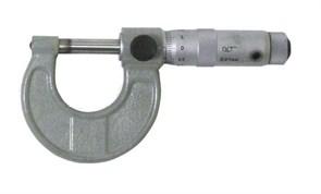 Микрометр гладкий МК 25  класс 1