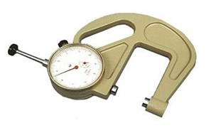 Толщиномер индикаторный ручной ТР 25-100Б  -16