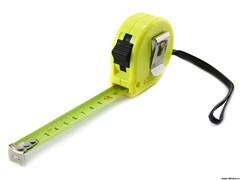 Рулетка измерительная 1 м