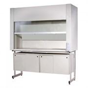Шкаф вытяжной химический ЛК-1500 ШВП 1525х690х2000