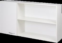 Шкаф навесной ЛК-1800 ШН 1800х320х700, материал корпуса: ЛДСП